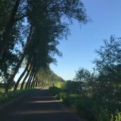 Wandel- en fietsroutes